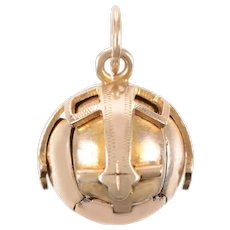 Masonic Ball Orb Pendant