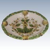 Italian Vintage Hand Painted Bowl/Ashtray