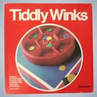 C.1978 Tiddly Winks Game Pressman