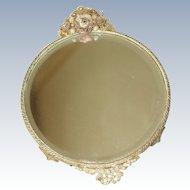 Petite Dresser Tray Mirrored C.1910-20