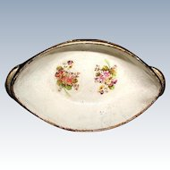 Austrian Papier Mache Bowl C.19th Century