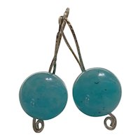 Large Natural Amazonite 14K Gold filled