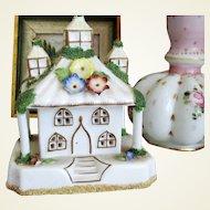 Park Lodge Doll Toy Figurine Coalport Staffordshire England * Vintage Incised 1961 * Fine Bone China