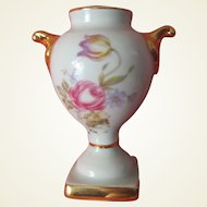 Vintage Miniature Fragonard Chins Urn perfect for Antique French Fashion Doll