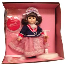 Vintage Hard Plastic Vogue Liberty Ginny Doll in Box