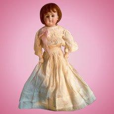 Closed Mouth Pouty Belton Bisque Shoulder Head Doll
