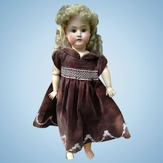 TLC Mystery Antique German Bisque Head Doll