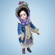 Antique Early German Kestner Closed Mouth Pouty Doll
