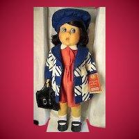 Lenci Scolaretta Doll in Original Trunk-Box