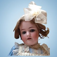 Antique Heinrich Handwerck Simon Halbig Bisque Head Doll