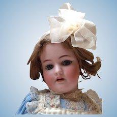 Antique Heinrich Handwerck Simon Halbig Bisque Head Doll