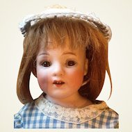 Antique Gebruder Heubach Character 9355  Child