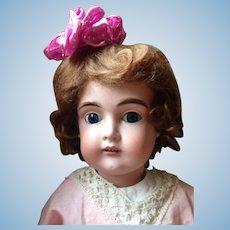 Antique Kestner 167 Bisque Head Doll Adorable