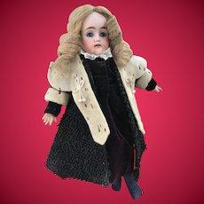 Rare Bahr Proschild  German Antique Bisque Doll inscribed 340 DEP