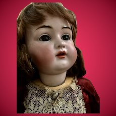 Antique JDK Kestner 214 Character Doll