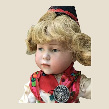 Antique Kammer Reinhardt K*R 101 Marie Doll