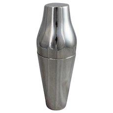 Vintage WMF Cocktail Shaker Art Deco Bauhaus Design Barware Drink Martini Mixer