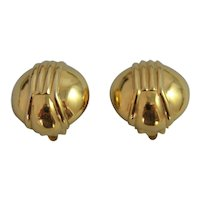 Alfred Sung Designer Earrings Clip On Fashion Jewelry