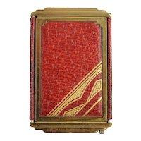 Art Deco Compact Fashion Makeup Cosmetic Vanity Mirror