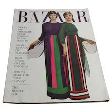Harper's Bazaar Magazine   - Women's Fashion