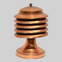 Coulter Art Deco Lamp Canada Machine Age Light Modernism