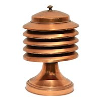 Coulter Art Deco Lamp Canada Machine Age
