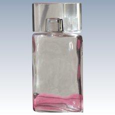 Perfume Bottle Dana Family of Perfumes Faberge Ambrosia Tigress Quality Glass