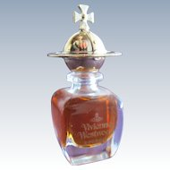 Mini Perfume Bottle Crown Top Vivienne Westwood Boudoir