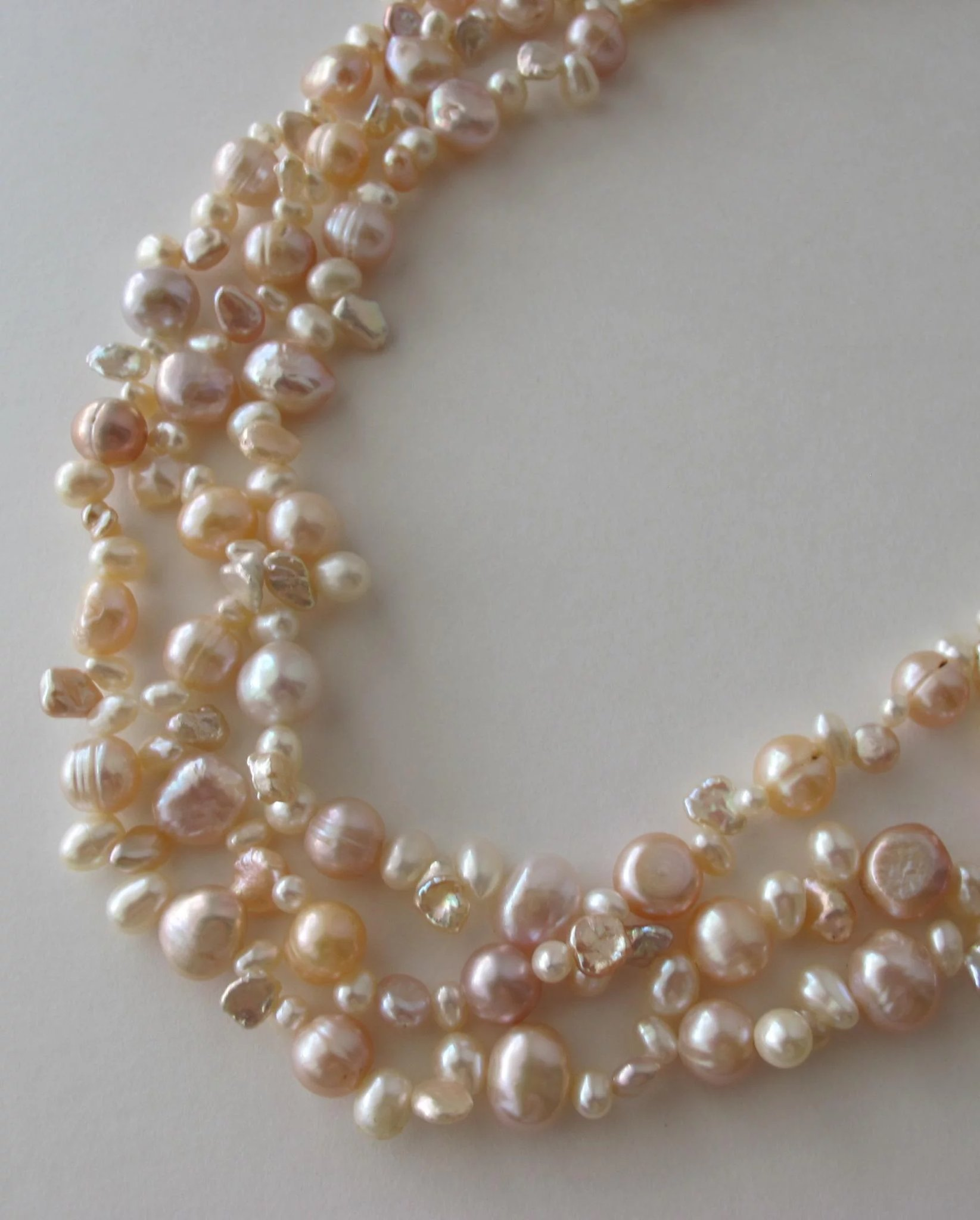 i display love inspect different pearls market jewelry observations pearl pastel colored in and you multi to ogles guangzhou allow strands cases the