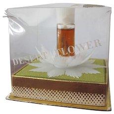 Novelty Perfume Bottle by Shulton in Unopened Box with Desert Flower