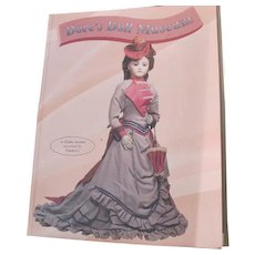 Doll Book Vintage 1998 Auction Catalog Dore's Doll Museum - Red Tag Sale Item