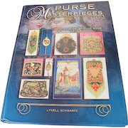 Purse Masterpieces Book by Lynell Schwartz Great Condition