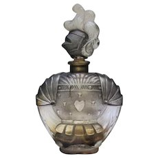 Viard Perfume Bottle Ciro in Box Chevalier de la Nuit