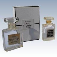 Chanel Perfume Bottle Mini with Box  Coco Chanel Perfume Bottle
