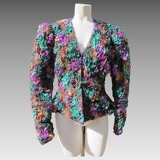 Jacket Top Great Condition Size 8-10  JFK Provenance Retro Vintage