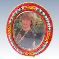Micro Mosaic Frame Italy Perfect