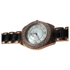 Ladies Watch Stainless Steel Japan Bling by Arm Candy