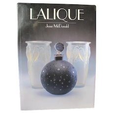 Lalique Book by Jesse McDonald Free Shipping