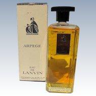 Lavin Perfume Bottle 1940's-60's Bakelite Parfum by Arpege