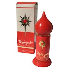Boxed Perfume Bottle Rubyat Perfume