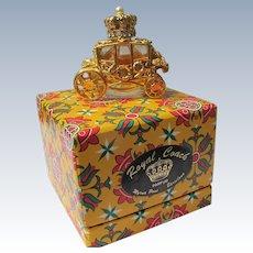 Vintage Mini Perfume Bottle by Myrna Pons of Spain 1980s
