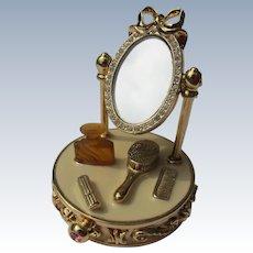 Estee Lauder Solid Perfume Vanity Table