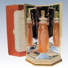 Coty Lalique Designed Perfume Bottle Limited Edition Boxed Unused