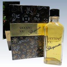 Schiaparelli Shocking You Perfume Bottle in Box Paris France