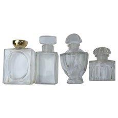 Commercial Perfume Bottle Dior Carven Balenciaga Patou