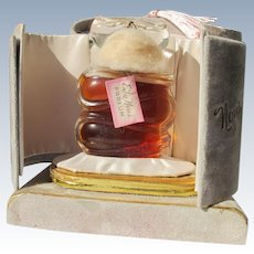 Rare Boxed Bombi Perfume Bottle 1954 Entre Nous