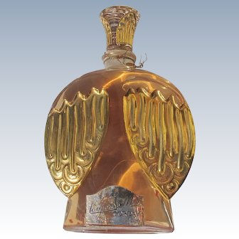 Corday Perfume Bottle Toujours Moi Sealed Large Perfect