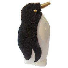 DeVilbiss Perfume Bottle Novelty Penguin Perfect