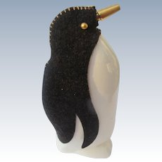 DeVilbiss Perfume Bottle Novelty Penguin Perfect