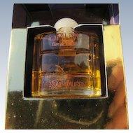 Mini Opium Perfume Bottle by Yves Saint Laurent 1980's
